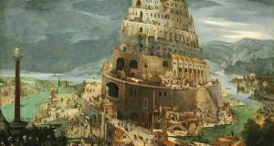 Torre de Babel e Abel Grimmer